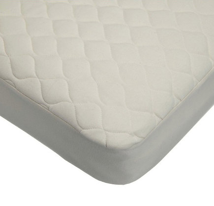 Mattress Pad Covers Made with Organic Cotton Top Layer