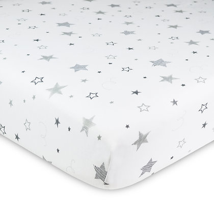 Cotton Jersey Toddler Sheets - Printed