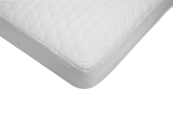 Waterproof Crib & Toddler Bed Mattress Pad Cover