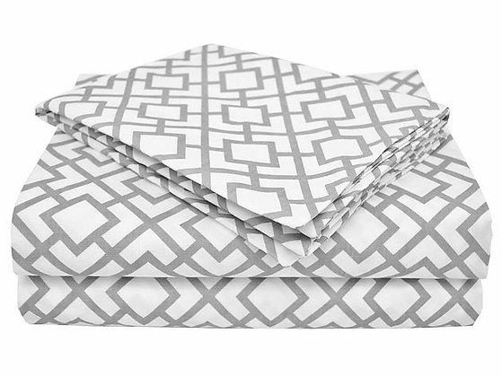 Cotton Percale Sheet Set