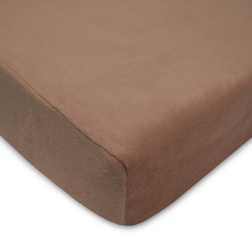 Fitted Crib Sheets - Solid Colors