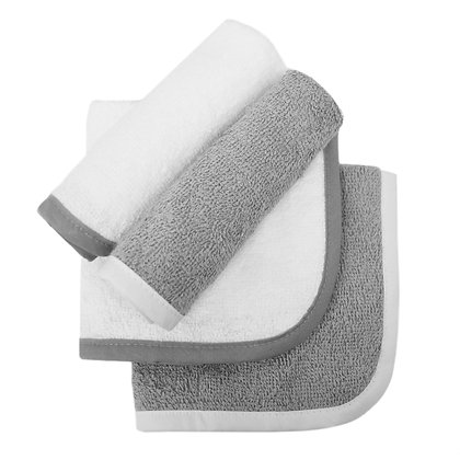 Washcloths Made with Organic Cotton