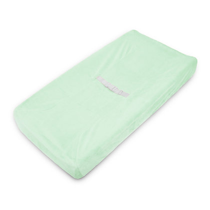 Contoured Changing Pad Covers - Pastel Colors
