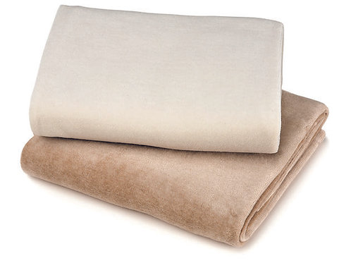 Velour Sheets & Changing Pad Covers Made with Organic Cotton