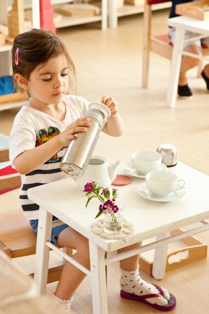 Mercredi c'est Montessori!