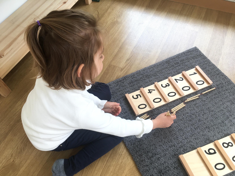 Samedi aussi c'est Montessori!