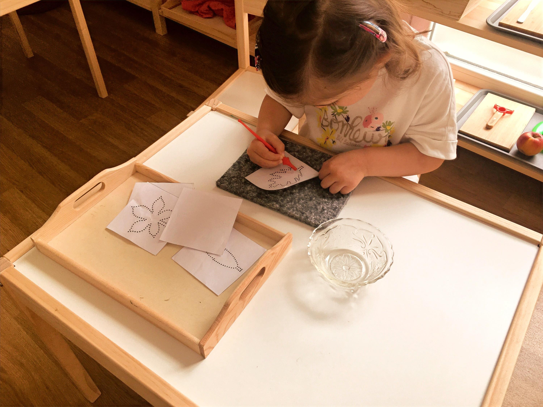 Semaine Vacances Montessori & Cie