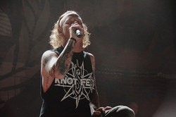 Slipknot/Stone SourのCorey Taylorがコロナウイルスに感染。