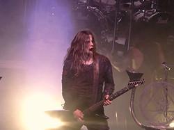 BehemothのギタリストSeth