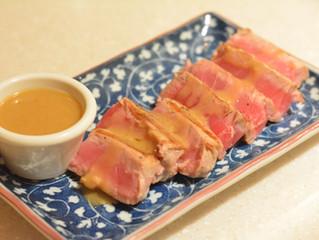 第16回: Mudvayne、Ryan Martini(b), 料理名:Seared Tuna With Wasabi-Butter Sauce