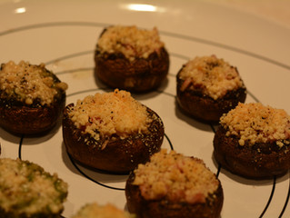 第9回:Devildriver、Coal Chamber、Dez  料理名:Stuffed Mushrooms