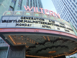 Generation Axe in The Wiltern