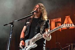 MegadethがDavid Ellefsonの脱退を発表。