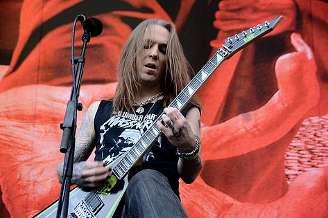 Children Of Bodom/Bodom After MidnightのフロントマンAlexi Laihoが他界。