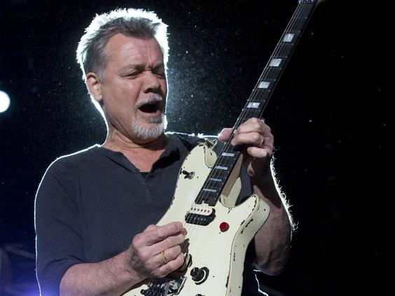 Eddie Van Halenが他界。家族とバンドメイトが追悼