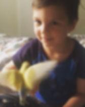 Lemon 🍋 is the best bird 🐦 ever.jpg