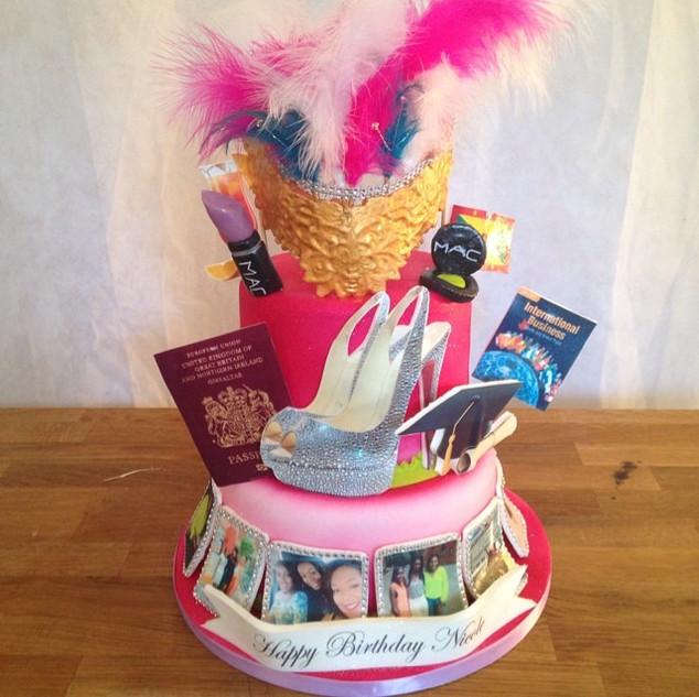 Carnival cake #sugarcakesco #sugarcakes