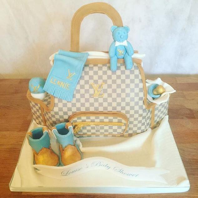 Another LV Baby Cake #sugarcakesco #suga