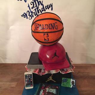 Taz Giant Birthday Cake #sugarcakesco #s