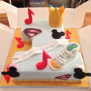No1 cake #sugarcakes #sugarcakesco #cake