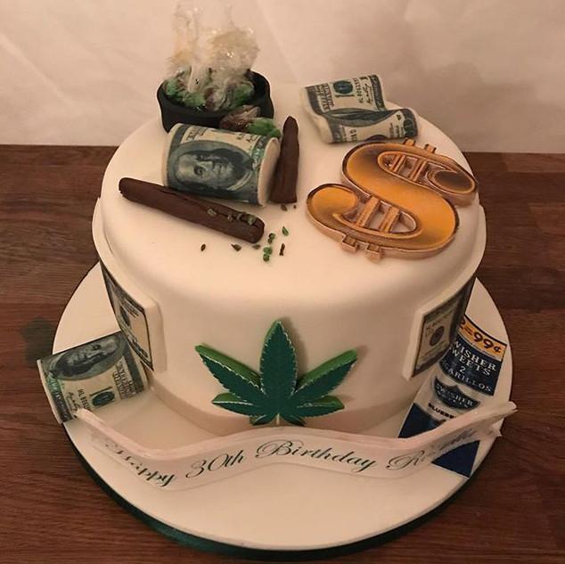 Weed Cake #weed #money #dollars #cash #w