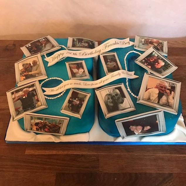 80 Cake #sugarcakesco #cakes #cake #80 #