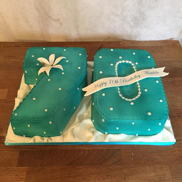 70 Cake #sugarcakesco #sugarcakes #cakes