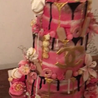 Birthday Cake for Leigh Ann's Bday Happy