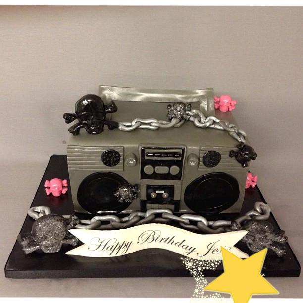 2nd view #sugarcakes #sugarcakesco #cake