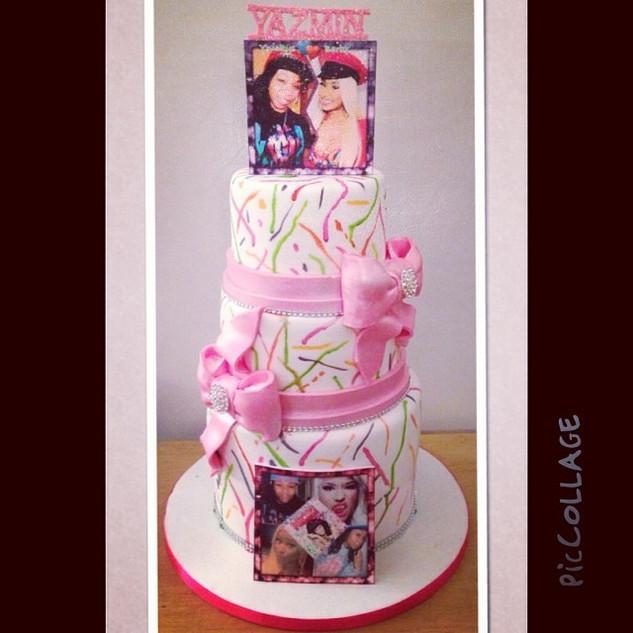Nikki Cake #sugarcakes #sugarcakesco #ca