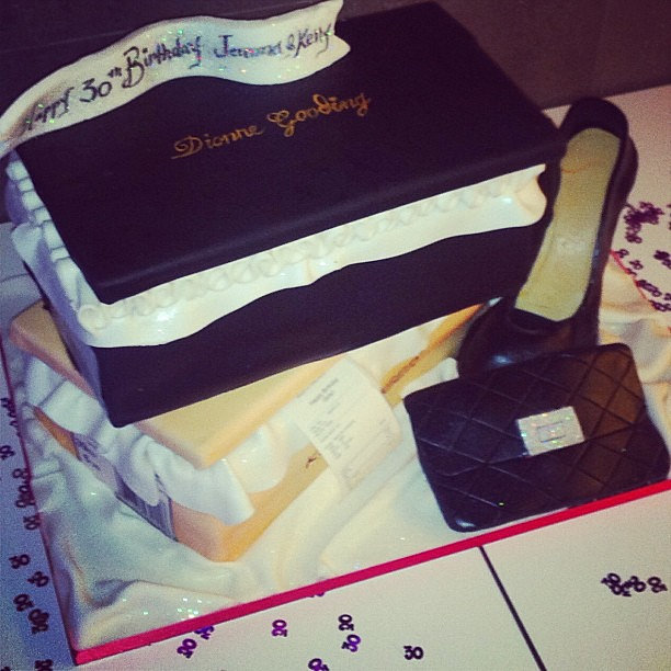 Stacked Cake Box