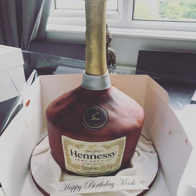 Hennessy Cake #sugarcakesco #sugarcakesc