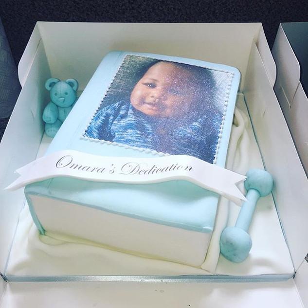Dedication cake #sugarcakesco #cakes #ca