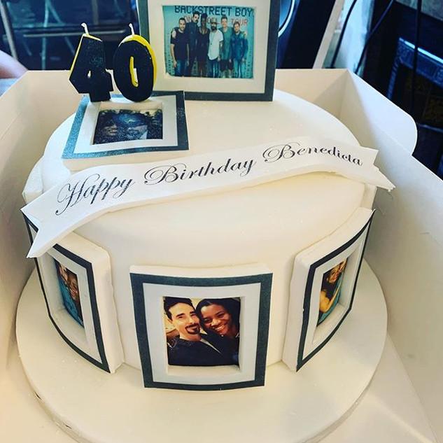 Picture Cake #sugarcakesco #cakes #cake