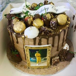 Birthday Cake for @officialchip @ashleyr
