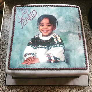 Chip Cake @officialchip album Cake #suga