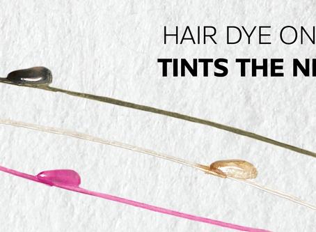 ¿El tinte para el cabello mata los piojos?