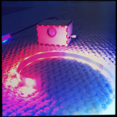 Responsive LEDs