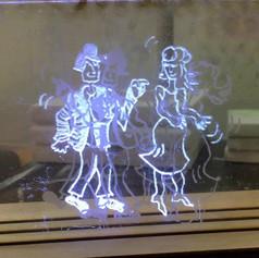 Acrylic Animation