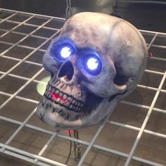 Animated Skull Eyes