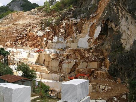 Conoce la historia del Marmol Carrara