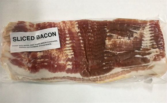 Bulk Sliced Bacon