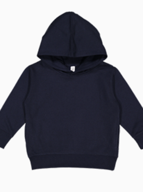Toddler Hooded Pullover Sweatshirt $15
