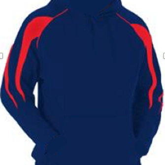 Youth Dryfit Gameday Fleece Hoodies $20