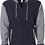 Thumbnail: Embroidery SV logo Unisex Heavyweight Varsity Zip Hood $32