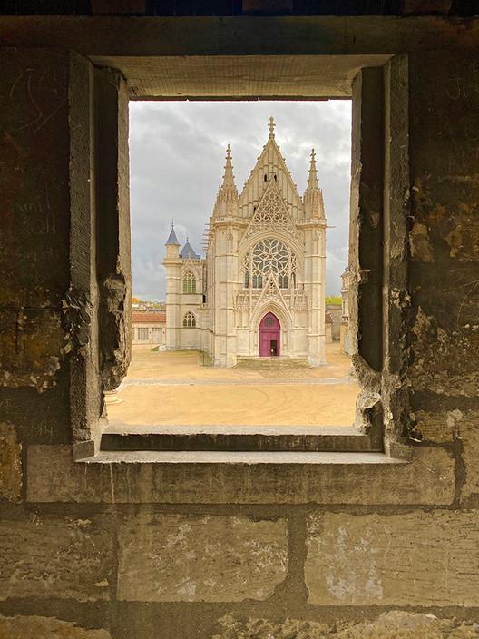 Sainte Chapelle de Vincennes, France