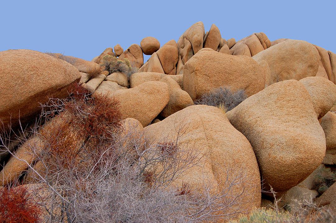 Josuha Tree, Jumbo Rock
