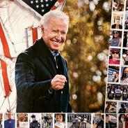 11/9/20_Time to heal! America has voted and Joe can do the job. Make America Sane Again.