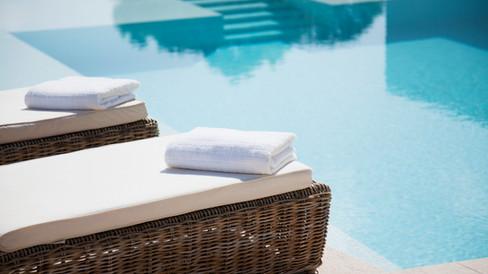 Solutions pour étanchéité des piscines extérieures et intérieues