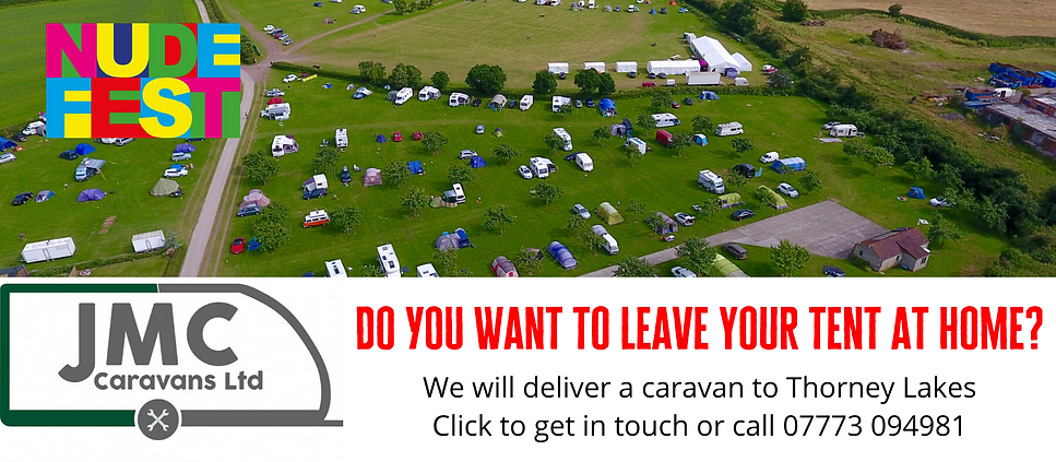 No caravan or want to leave your tent at